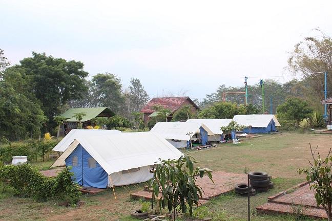 Camping & family camping