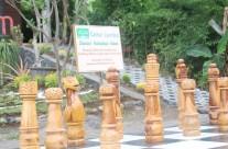 Catur Jumbo Dusun Sahabat Alam