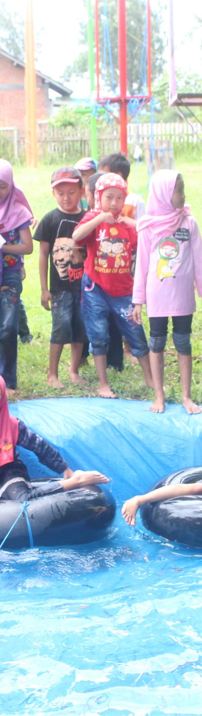 Outbound SD Islam Baitul Makmur, Sawojajar – Malang, di DSA.